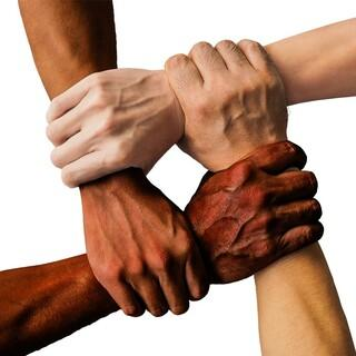 Hände zusammen, Foto: pixabay