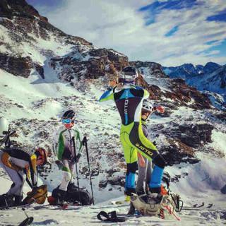 Bildergalerie Jugendcamp Skibergsteigen 2015