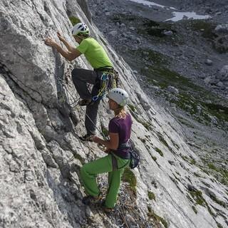 Alpinklettern Wolfgang Ehn