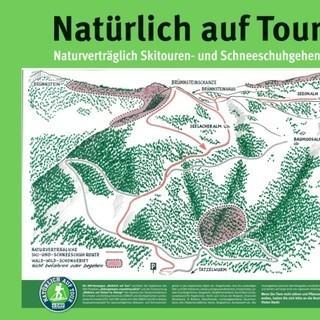 """Brünnsteinschanze - """"Natürlich auf Tour""""-Touren"""
