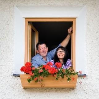 Wirtsleute des Kölner Haus, Foto: DAV