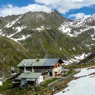 Pforzheimer Hütte / Foto: DAV Sektion Pforzheim