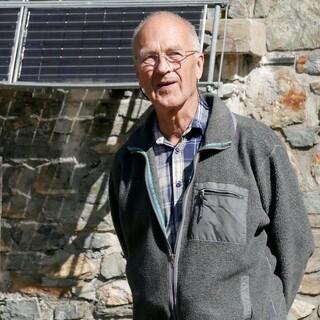 Prof. Dr. Heinich Kreuzinger, Foto: DAV