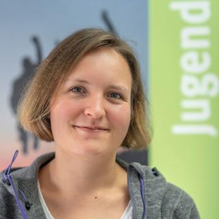 Isabel Biermann, Foto: JDAV/Silvan Metz