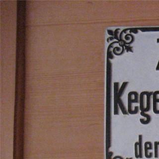 Zimmer - Zimmerschild; Photo: Claudia Studer