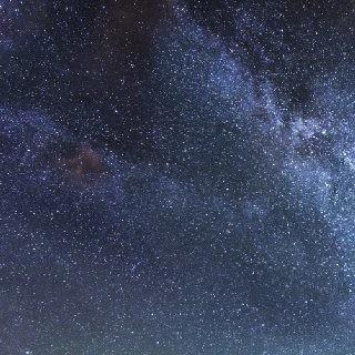 Panorama der Milchstraße von Jonathan Besler