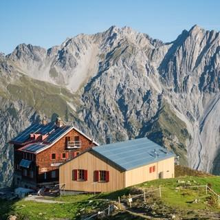 Kaltenbergerhütte, Foto: J. Gassner