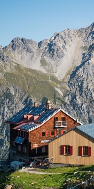 Kaltenberghütte, Foto: J. Gassner