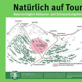 """Buchsteinhütte - """"Natürlich auf Tour""""-Touren"""