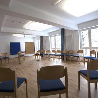Seminarraum, Foto: Jubi Archiv